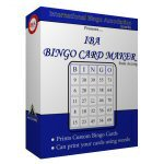 IBA Bingo Card Maker Box Art